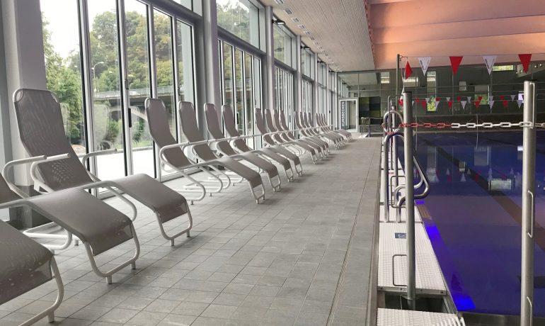 Kreishallenbad Weilburg, Schwimmhalle